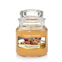 Vanilla French Toast Small Yankee Candle