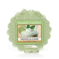 Vanilla Lime Yankee Candle Wax Melt