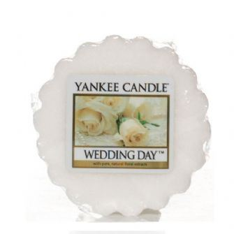 Wedding Day Yankee Candle Wax Melt