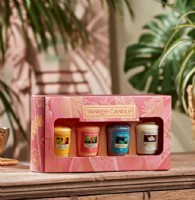 Yankee Candle The Paradise Collection 4 Votive Gift Set